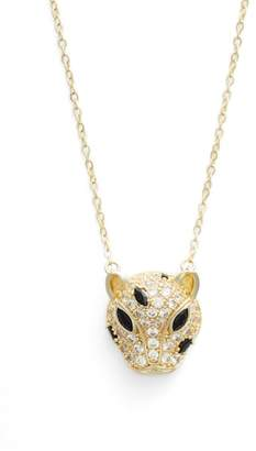 Melinda Maria Baby Jaguar Necklace