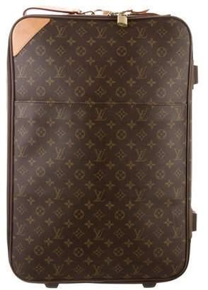 fd31a6b9d Louis Vuitton Monogram Pégase 50