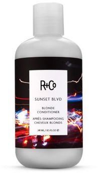 R+Co SUNSET BLVD Blonde Conditioner/8.5 oz. $29 thestylecure.com