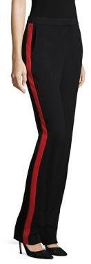 BOSS Midrise Straight Leg Trousers $345 thestylecure.com