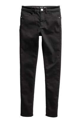 H&M Generous Fit Sim-fit Pants