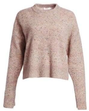 A.L.C. Women's Emmeline Crewneck Knit Sweater - Size Large