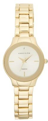 Women's Anne Klein Diamond Bracelet Watch, 28Mm $85 thestylecure.com