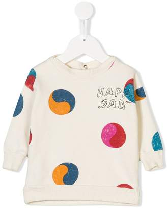 Bobo Choses Yin and Yang sweatshirt