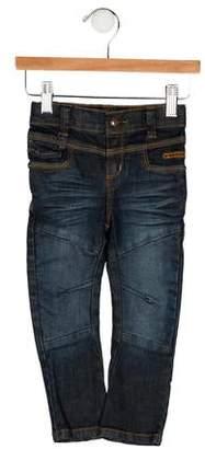 Catimini Boys' Four Pockets Skinny Jeans