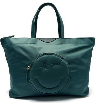 bea7d14f9c Anya Hindmarch Chubby Wink Weekend Bag - Womens - Dark Green
