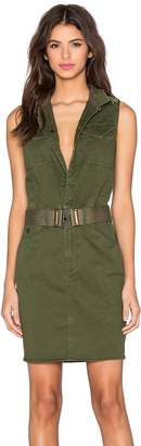 G-Star Rovic Sleeveless Dress $220 thestylecure.com