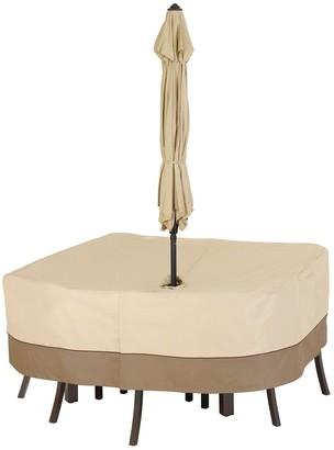 Classic Accessories Veranda Medium Square Patio Table & Chair Cover