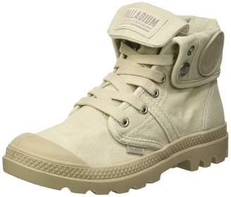 Palladium Womens Pallabrouse Baggy Canvas Boots 41 EU
