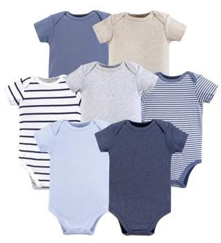 Hudson Baby Bodysuits 7pk (Baby Boys and Baby Girls)