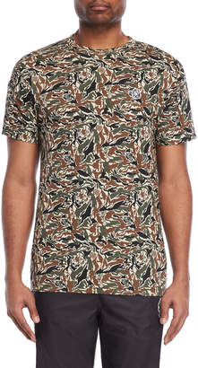 Billionaire Boys Club Camo Short Sleeve Tee