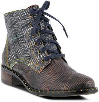 Spring Step L'Artiste by Mazoya Combat Boot - Women's