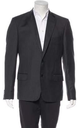 Saks Fifth Avenue Ermenegildo Zegna Striped Wool Blazer