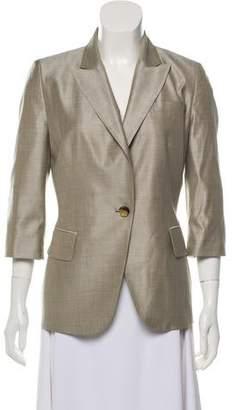 Kaufman Franco KAUFMANFRANCO Virgin Wool-Blend Blazer