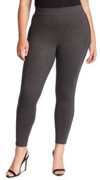 Jessica Simpson Trendy Plus Size Alex High-Rise Leggings