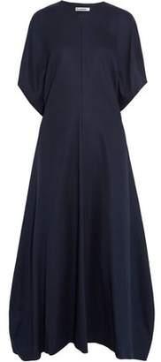 Jil Sander Cotton Midi Dress