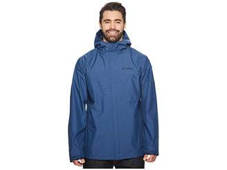 Columbia Big Tall Diablo Creek Rain Jacket