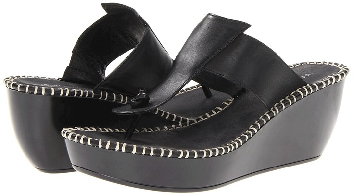 Donald J Pliner Catt (Black) - Footwear