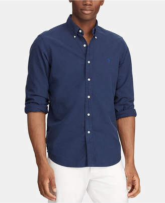 Polo Ralph Lauren Men Big & Tall Oxford Sport Shirt