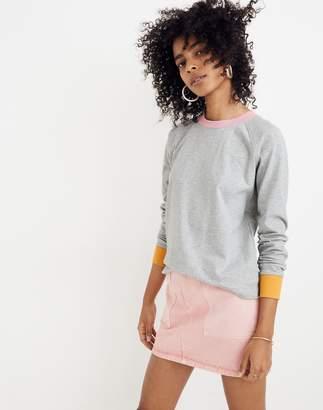 4a48981d Colorblock Raglan Womens - ShopStyle