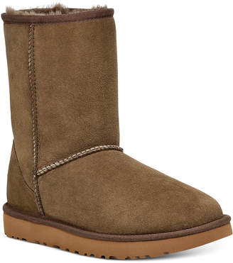 UGG Women Classic Short Ii Genuine Shearling Lined Boots