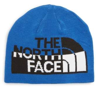 The North Face Anders Logo Reversible Beanie