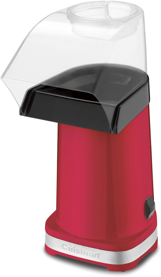 Cuisinart Hot Air Popcorn Maker Red