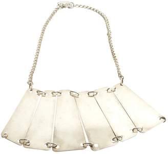 Montana Vintage Silver Metal Necklace