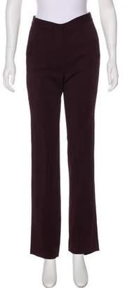 Kimora Lee Simmons Mid-Rise Straight-Leg Pants w/ Tags