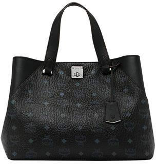 MCM Essential Visetos Original Tote Bag