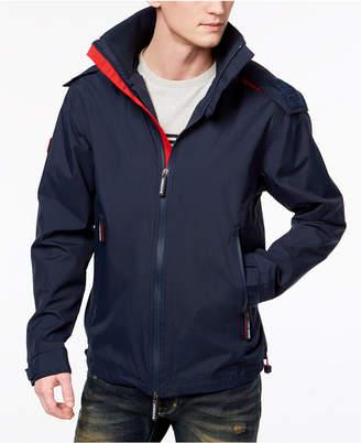 Superdry Men's Hooded Technical Hiker Jacket