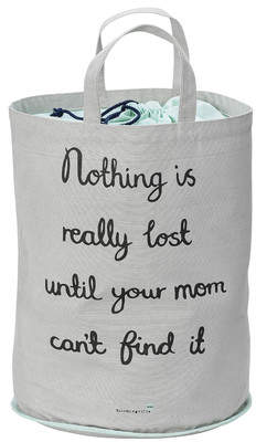Harriet Bee Winder Nothing Is Really Lost? Fabric Bin
