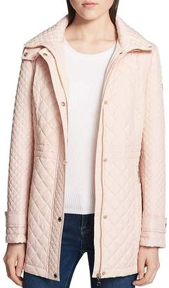 Calvin Klein Diamond-Quilted Jacket