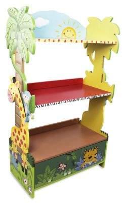 Teamson Sunny Safari Bookcase