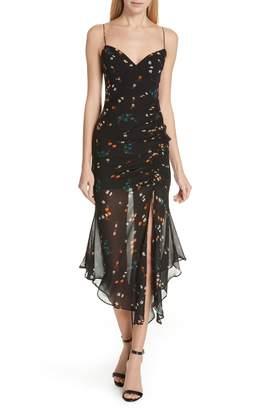 Nicholas Vintage Daisy Drawstring Dress