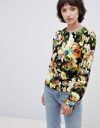 Minimum Floral Blouse