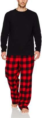 Woolrich Men's Fireside Flannel Pajama Set Sleepwear
