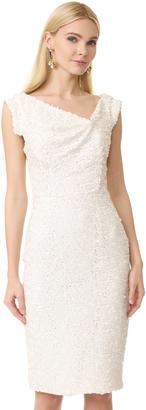 Black Halo Jackie O Anniversary Collection Sheath Dress $460 thestylecure.com