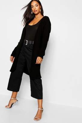 boohoo Tall Fisherman Cardigan