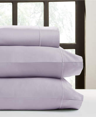 +Hotel by K-bros&Co Hotel Luxury Concepts 500 Tc Solid Sateen King Sheet Set Bedding