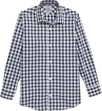 Buffalo David Bitton JB Jr Check Dress Shirt