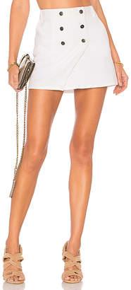 BB Dakota x REVOLVE Front Row Skirt.