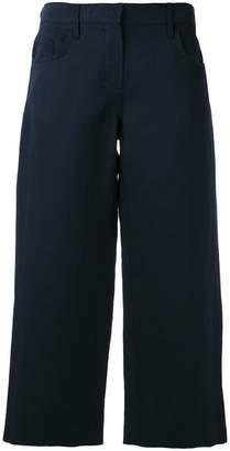 Max Mara 'S wide-legged cropped trousers