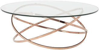 One Kings Lane Elise Coffee Table - Copper
