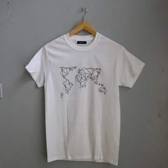 Co Acies Origami World Map T Shirt
