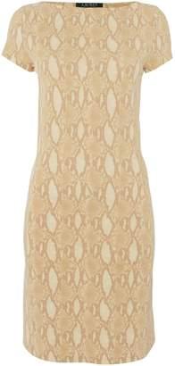 Lauren Ralph Lauren Dreenie short sleeve dress