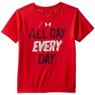Under Armour Kids All Day Every Day Short Sleeve Boy's Clothing