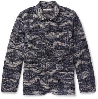 Pacifica Outerknown Jacquard Chore Jacket