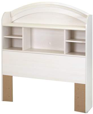 South Shore Country Poetry Bookcase Headboard