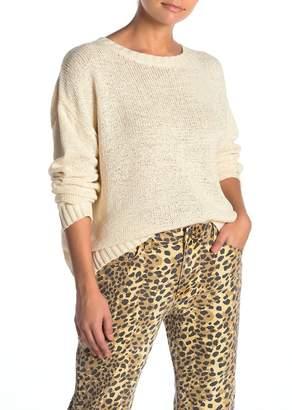 MinkPink Millie Cross Back Sweater